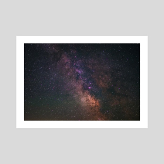 milky way june 2020 by Jacob Martin