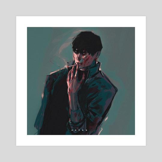 smoke by 02 PNG