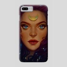 Luna - Phone Case by Maria Dimova