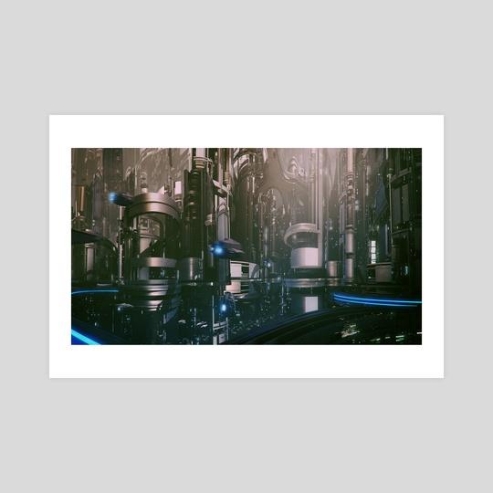 Machination by Julian Faylona
