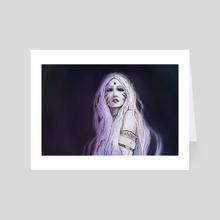 Seer - Art Card by Stephen Garrett Rusk