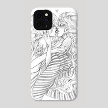 Valentine - Phone Case by Myrmidia