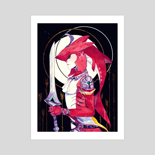 Prince Sidon by Julie W.