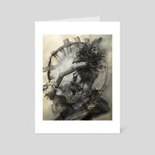 Legacy II - Art Card by Jonathan Vair Duncan