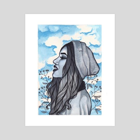Head in Clouds by Egle Markauskaite