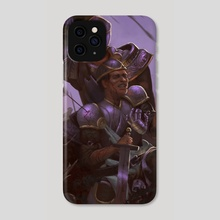 Retreat! HEX TCG Card - Phone Case by Tamires Para