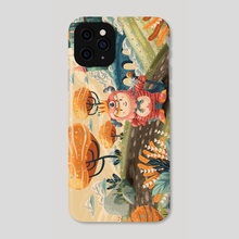 The King - Phone Case by Victor Beuren