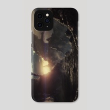 Fragment in Time - Phone Case by Bobby Myers