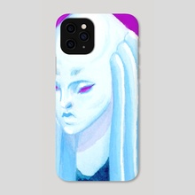Diva - Phone Case by Morti Leigh