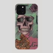 Till Death - Phone Case by Rachel Wilson