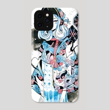 snow queen - Phone Case by koyamori
