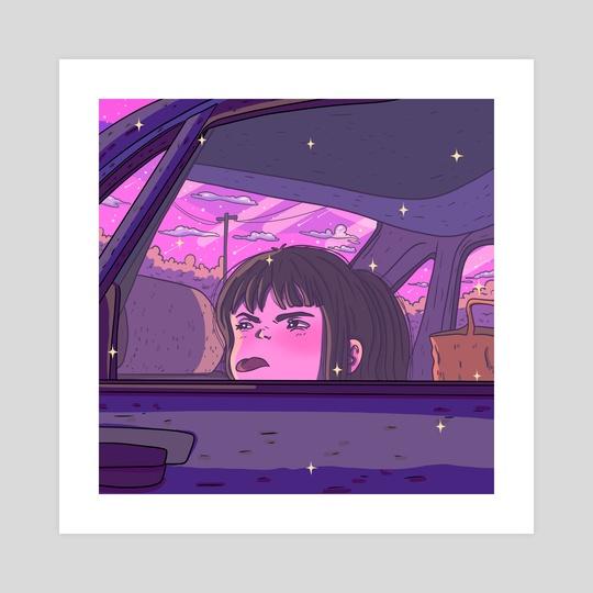 Chihiro Fanart by 3am in jupiter