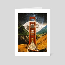 Bridge To The Future - Art Card by Taudalpoi