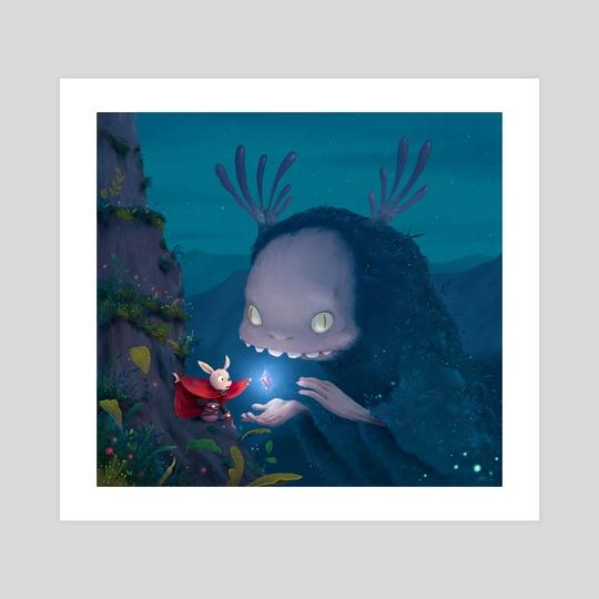 Rabbit's Quest by Phillip Cullen