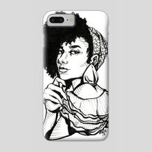 "Bella - Phone Case by Dana ""Tsuki"" Cecile"