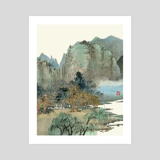 Landscape - 43 by River Han