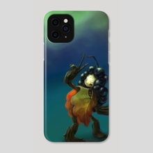 No Pesticides - Phone Case by Andy Augias
