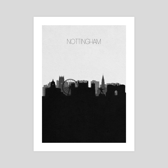 Nottingham by Deniz Akerman