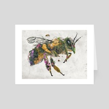 Must bee the honey - Art Card by Barrett Biggers