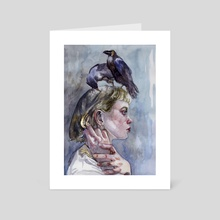 Hysteria - Art Card by Leele Nascimento