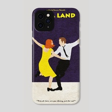 La La Land - Phone Case by Deniz Akerman