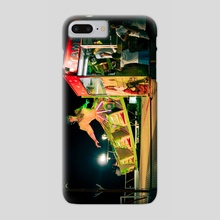 What a Lady - Phone Case by Metallus [Panagiotis Metallinos]