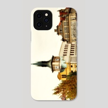 12:55 p.m. - Phone Case by Nazar Hrabovyi