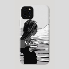 SUN - Phone Case by Elena Khatman