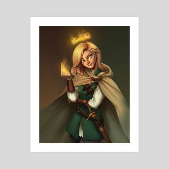 Fireheart by Sharon Ng