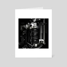 Honda I - Art Card by Danel Iriarte