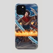 Avatar Wan - Phone Case by BenjahTD