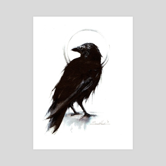 Raven by Sarah Hawkinson-Patil