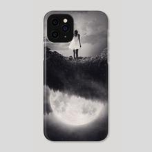 Guiding Light - Phone Case by Enkel Dika