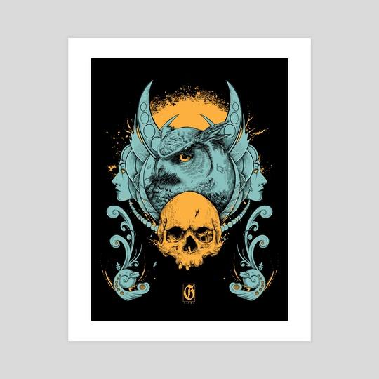 Owl Edition I by Kacper  Gilka