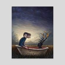 HannibaL - Canvas by Murat Turan