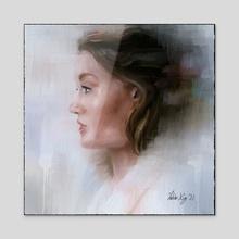 Profile - Acrylic by Tobias
