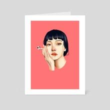 Lollipop - Art Card by Yanah De Las Alas