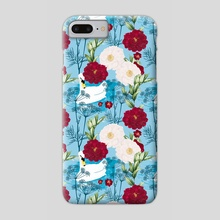 Swan Pond - Phone Case by 83 Oranges