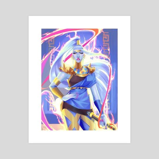Megaera the Fury by rosheruuu
