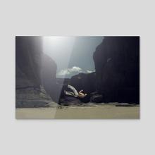 Alexandre - Acrylic by João Botas