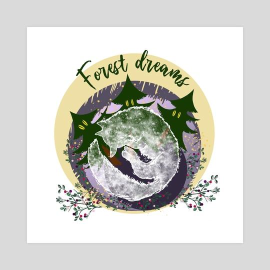 FOREST DREAMS by Elena Zharinova