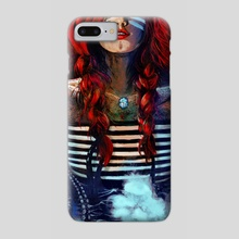Neired (Two) - Phone Case by Stephan Parylak