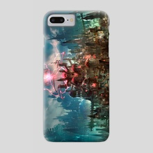 Mountain - Phone Case by Svetlin Velinov