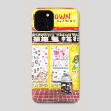 Chinatown Ice Cream Factory - Phone Case by Joel Holland