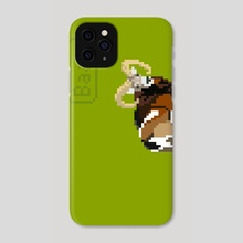 Baaa - Phone Case by Anna Nguyen