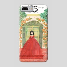 Gone with the Wind - Phone Case by Normandie Luscher
