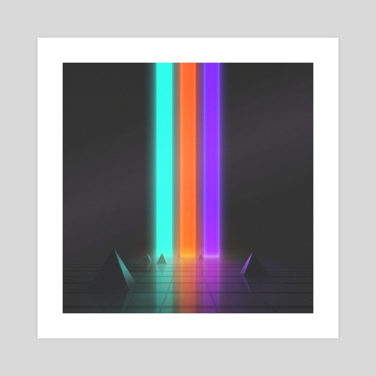 Lines II by Jordan Grimmer