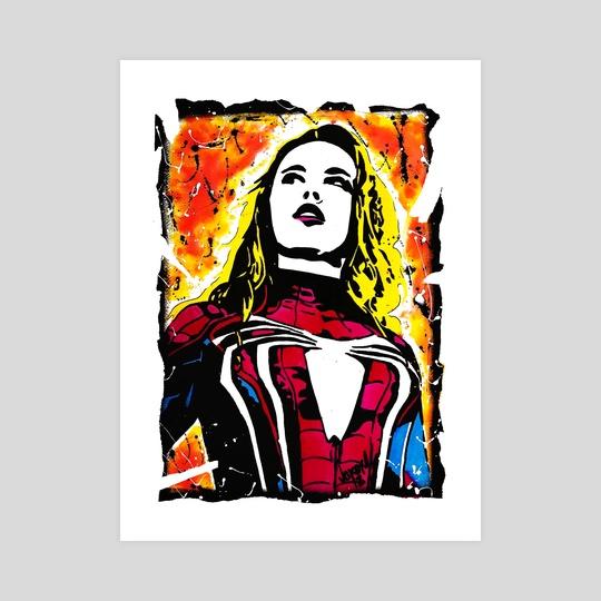 DarthLexii | SpiderGirl by Jordan Gardner