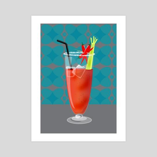 Bloody Mary by Angela Fernihough