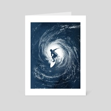 Category 5 - Art Card by rob dobi